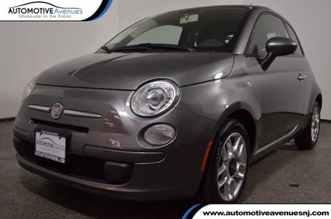 2012 FIAT 500 for sale in Wall Township, NJ
