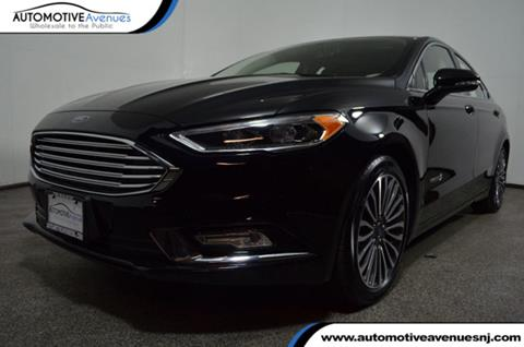 2017 Ford Fusion Hybrid for sale in Wall Township, NJ