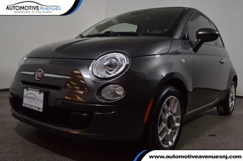 2015 FIAT 500c for sale in Wall Township, NJ