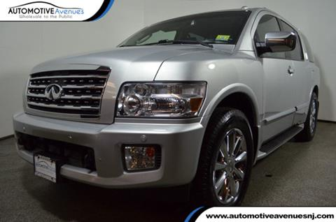 2008 Infiniti QX56 for sale in Wall Township, NJ