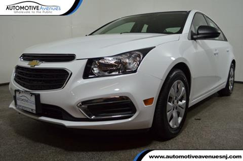 2016 Chevrolet Cruze Limited for sale in Wall Township, NJ