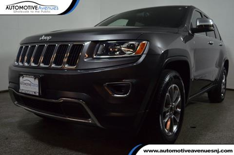 2014 Jeep Grand Cherokee for sale in Wall Township, NJ