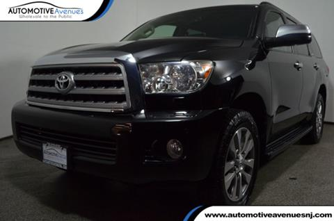 2012 Toyota Sequoia for sale in Wall Township, NJ