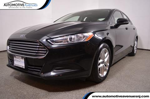 2015 Ford Fusion For Sale In Wall Township NJ