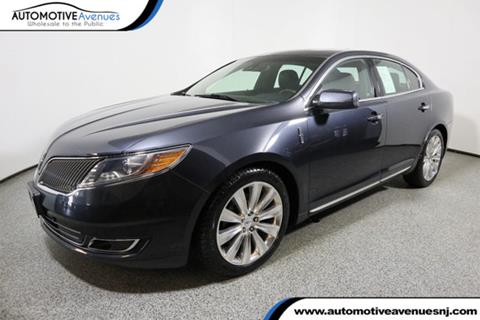 2014 Lincoln MKS for sale in Wall Township, NJ