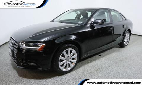 2014 Audi A4 for sale in Wall Township, NJ