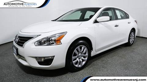 2015 Nissan Altima for sale in Wall Township, NJ