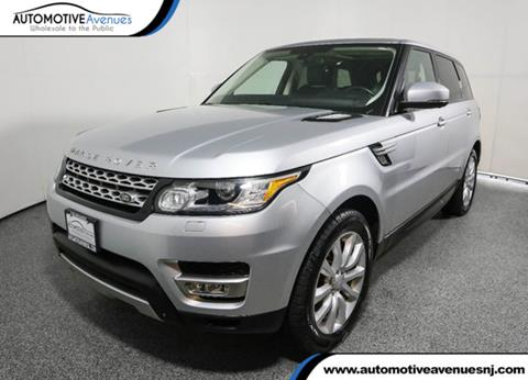 2015 Land Rover Range Rover Sport for sale in Wall Township, NJ