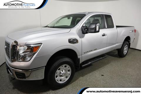 2017 Nissan Titan XD For Sale In Wall Township, NJ