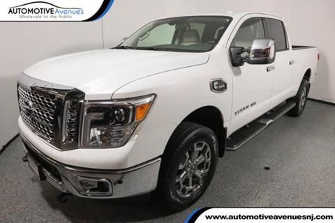 2016 Nissan Titan XD for sale in Wall Township, NJ