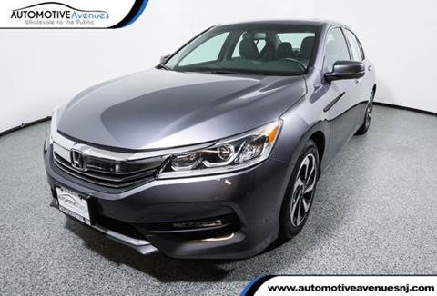 2016 Honda Accord for sale in Wall Township, NJ