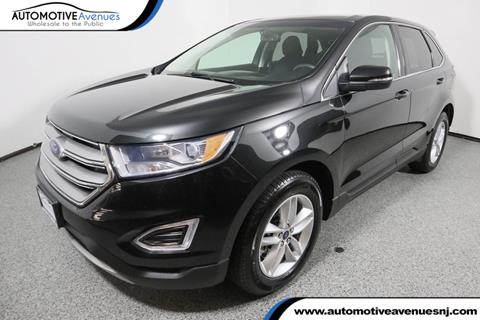 2015 Ford Edge For Sale >> Used Ford Edge For Sale In New Jersey Carsforsale Com