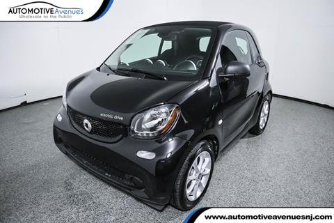 2017 Smart fortwo electric drive for sale in Wall Township, NJ