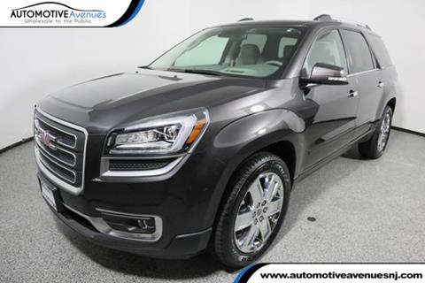 Gmc Acadia Limited >> 2017 Gmc Acadia Limited For Sale In Wall Township Nj