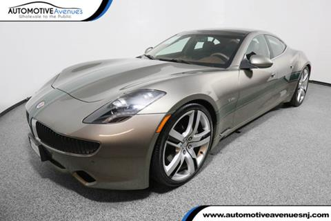2012 Fisker Karma for sale in Wall Township, NJ