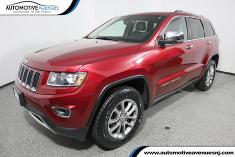 2015 Jeep Grand Cherokee for sale in Wall Township, NJ