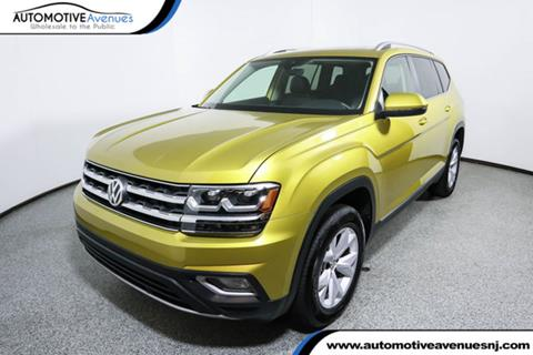 2018 Volkswagen Atlas for sale in Wall Township, NJ