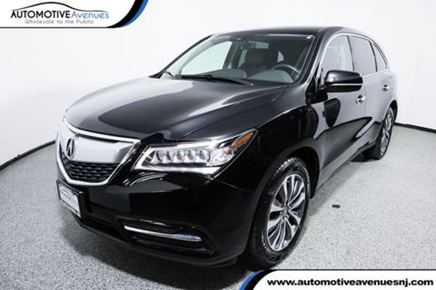 Acura Mdx For Sale In Nj >> 2016 Acura Mdx For Sale In Wall Township Nj