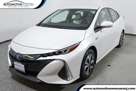 2017 Toyota Prius Prime for sale in Wall Township, NJ