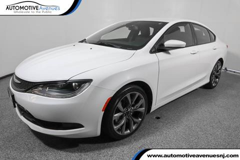 2015 Chrysler 200 for sale in Wall Township, NJ