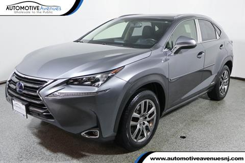 2015 Lexus NX 300h for sale in Wall Township, NJ