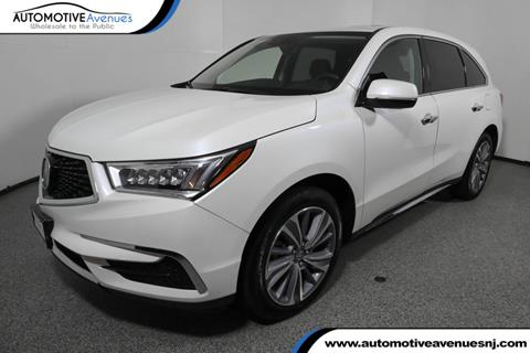 2018 Acura MDX for sale in Wall Township, NJ