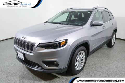 2019 Jeep Cherokee for sale in Wall Township, NJ