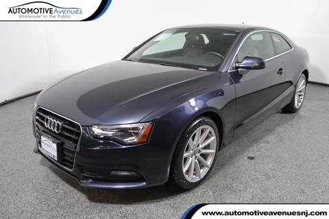 2015 Audi A5 for sale in Wall Township, NJ