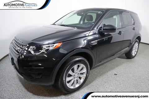 2016 Land Rover Discovery Sport for sale in Wall Township, NJ