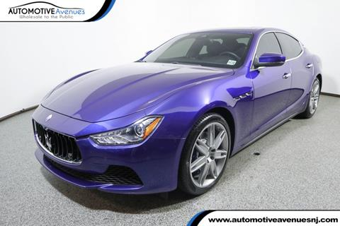 2017 Maserati Ghibli for sale in Wall Township, NJ