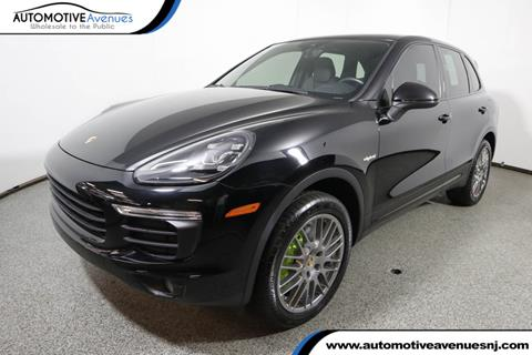 2016 Porsche Cayenne for sale in Wall Township, NJ
