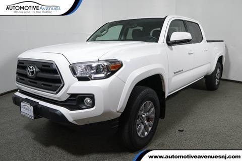 2016 Toyota Tacoma For Sale >> Used 2016 Toyota Tacoma For Sale Carsforsale Com