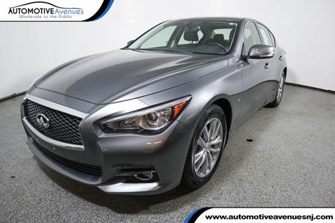 2015 Infiniti Q50 for sale in Wall Township, NJ