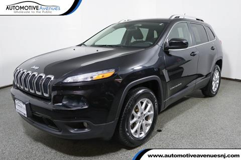 2016 Jeep Cherokee for sale in Wall Township, NJ