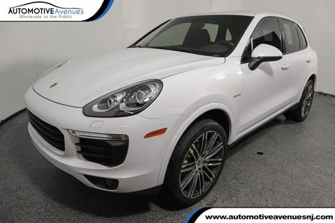 2017 Porsche Cayenne for sale in Wall Township, NJ