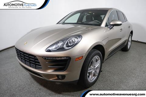 2016 Porsche Macan for sale in Wall Township, NJ