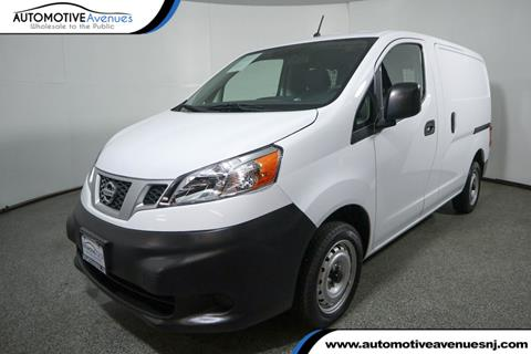 2019 Nissan NV200 for sale in Wall Township, NJ