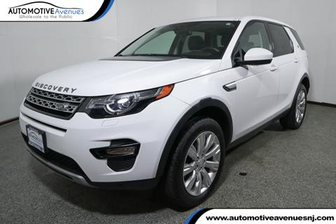 2015 Land Rover Discovery Sport for sale in Wall Township, NJ