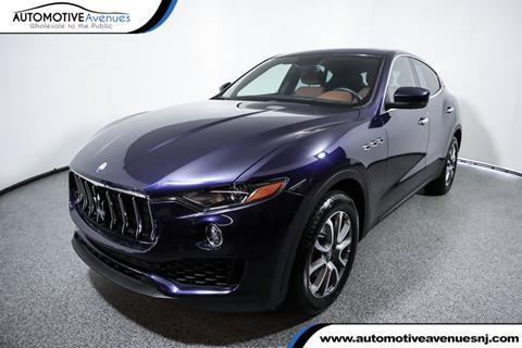 2018 Maserati Levante for sale in Wall Township, NJ
