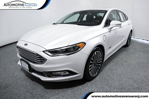 2017 Ford Fusion Energi for sale in Wall Township, NJ