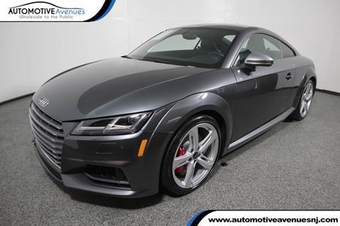 2016 Audi TTS for sale in Wall Township, NJ