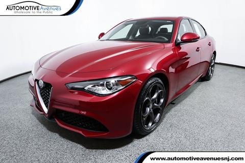 2017 Alfa Romeo Giulia for sale in Wall Township, NJ