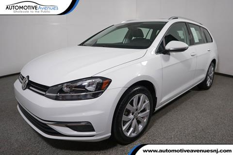 2018 Volkswagen Golf SportWagen for sale in Wall Township, NJ