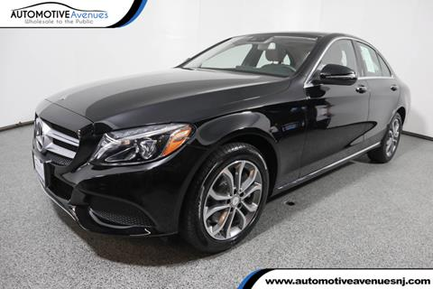 2016 Mercedes-Benz C-Class for sale in Wall Township, NJ