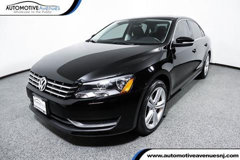 2014 Volkswagen Passat for sale in Wall Township, NJ