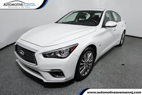 2018 Infiniti Q50 for sale in Wall Township, NJ