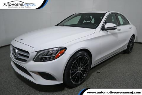 2019 Mercedes-Benz C-Class for sale in Wall Township, NJ