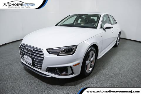2019 Audi A4 for sale in Wall Township, NJ