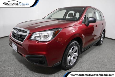2017 Subaru Forester for sale in Wall Township, NJ
