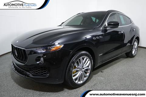 2018 Maserati Levante for sale in Wall Township, NJ